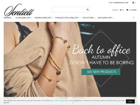 E-sentiell.com sklep jubilerski