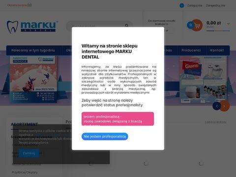 E-marku.pl internetowy sklep stomatologiczny