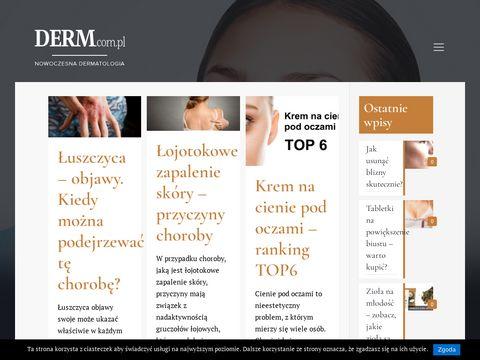 Derm.com.pl nowoczesna dermatologia