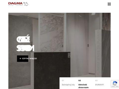 Dagmaplytki.pl armatura kuchenna i łazienkowa