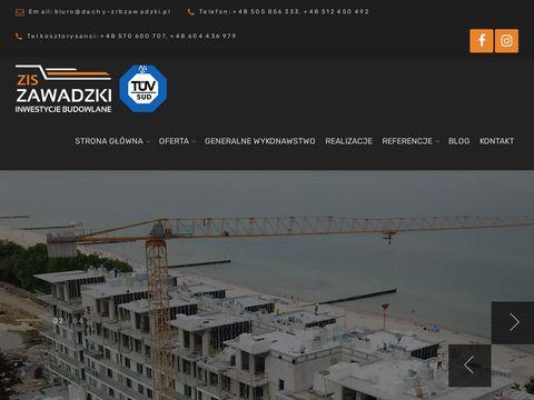 Dachy-zrbzawadzki.pl