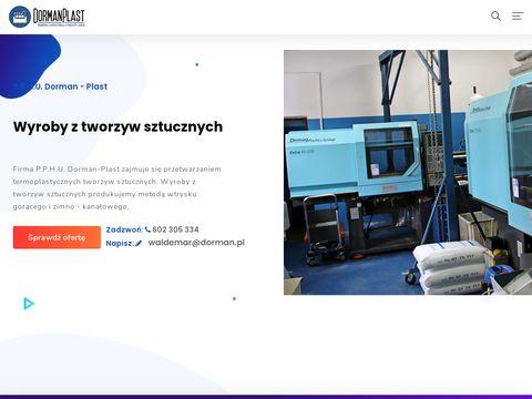Dorman.pl - wyroby plastikowe
