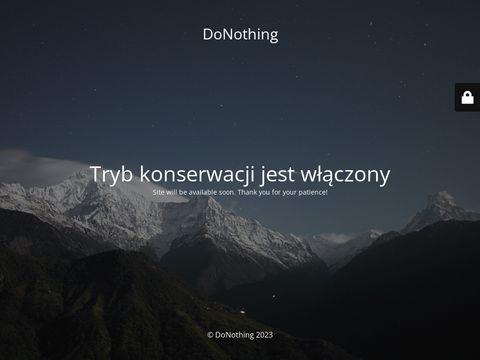 Donothing.com.pl odszkodowania za poózniony lot