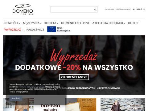 Domenoshoes.com męskie buty