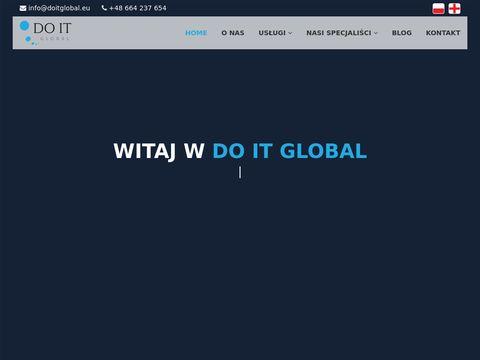 Doitglobal.eu usługi programistyczne
