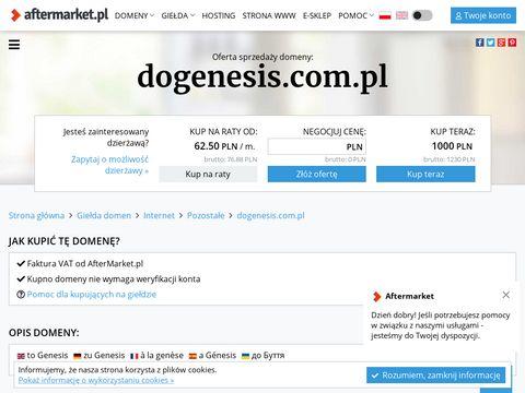 Dogenesis.com.pl naturalna karma dla psa
