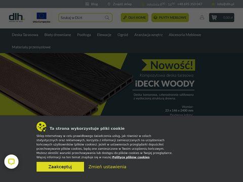 Dlh.pl drewno z całego świata