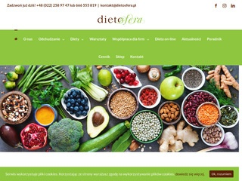 Dietosfera.pl poradnia Warszawa