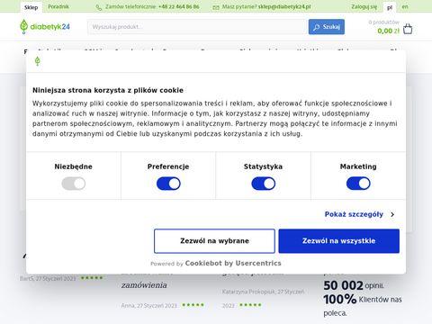 Diabetyk24.pl sklep