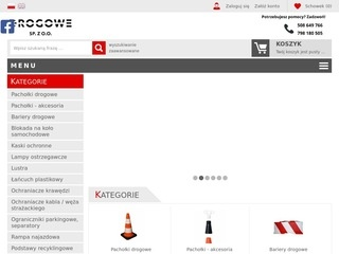 Drogowe.com.pl zapory