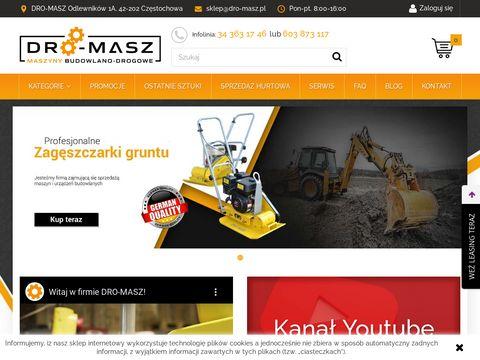 Dro-masz.pl profesjonalne ubijaki gruntu