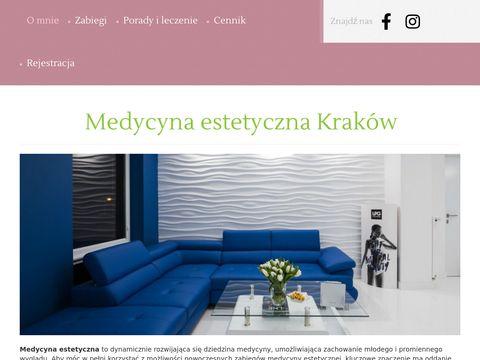 Dr Kopycińska trycholog Kraków