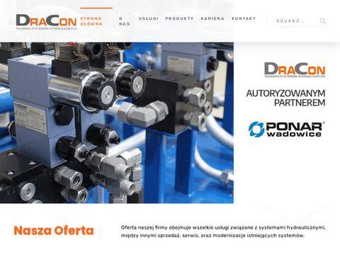Dracon.pl hydraulika siłowa
