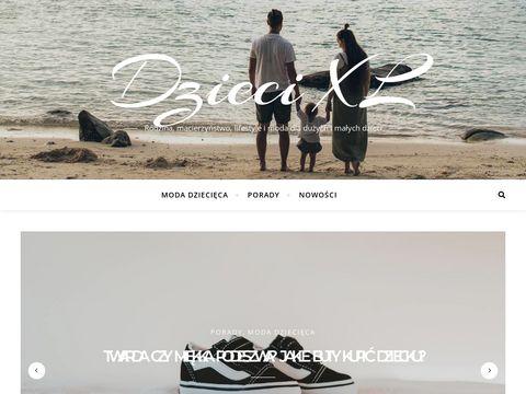 Dziecixl.pl ciuchy Gangs dla młodych chłopców