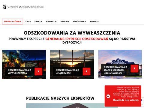 Gdo.org.pl Generalna Dyrekcja Odszkodowań