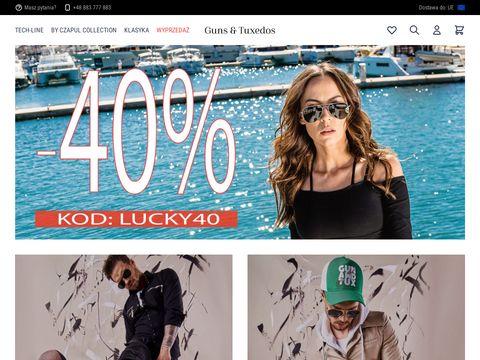 Gunsandtuxedos.com koszule męskie