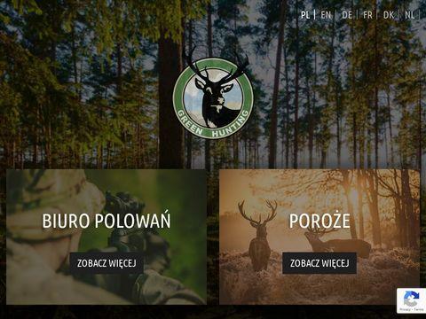 Green-hunting.pl - poznańskie biuro polowań