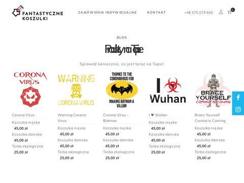 Fantastycznekoszulki.pl