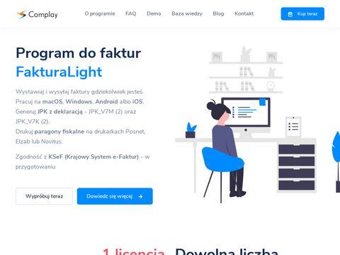 Fakturalight.pl z jpk