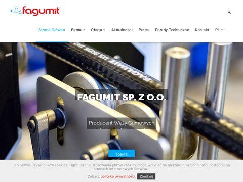 Fagumit.com.pl węże gumowe