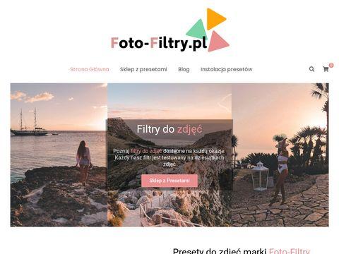 Foto-filtry.pl blog o instagramie