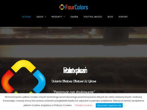 Fourcolors.com.pl producent opakowań