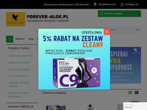 Forever-aloe.pl sklep