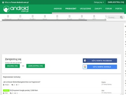 Forum.android.com.pl dla fanów