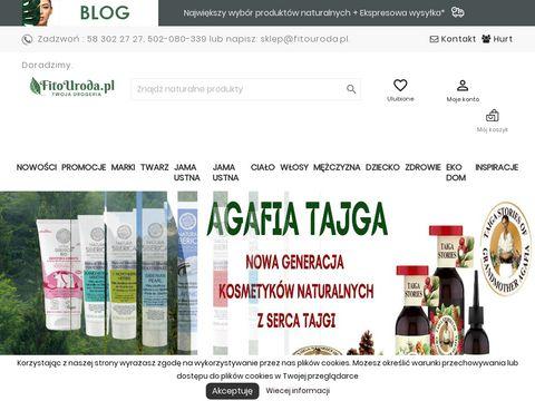 Fitouroda.pl rosyjskie kosmetyki sklep