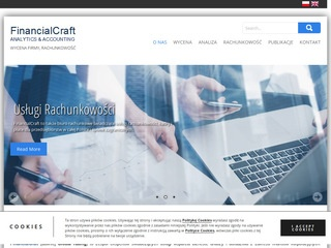 Financialcraft.pl wycena spółki