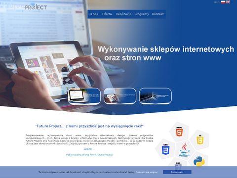 Future-project.pl wykonywanie stron internetowych