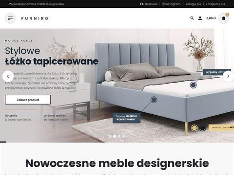 Furniro.pl meble loftowe