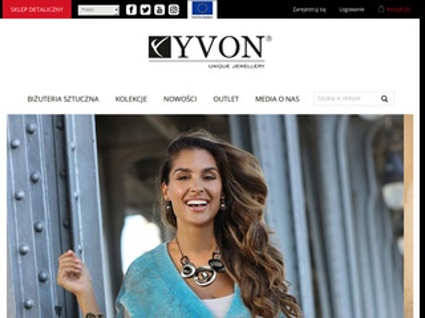 Yvon.pl sklep internetowy z biżuterią