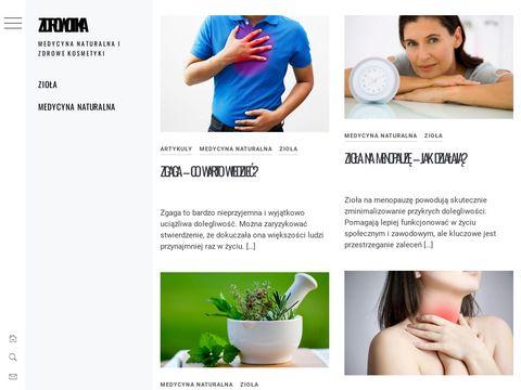 Artykuły o zdrowych kosmetykach - zdrowotka.pl