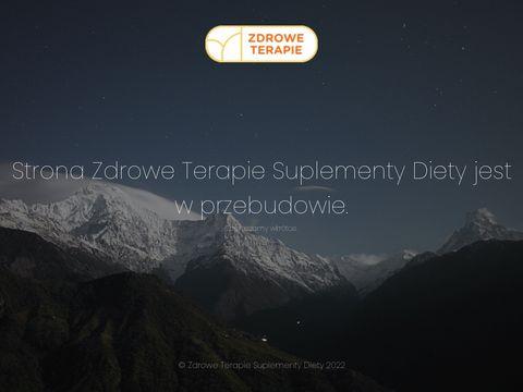 Zdroweterapie.pl suplement diety na prostatę