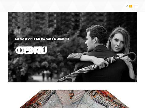 Zest.com.pl parasole przeciwdeszczowe