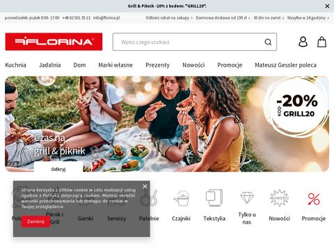 Zasmakujradosci.pl serwis obiadowy
