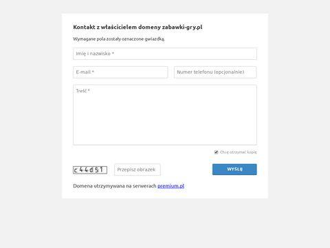 Zabawki-gry.pl sklep i hurtownia w Krakowie
