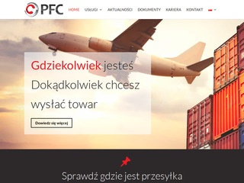 Pfc24.pl spedycja lotnicza