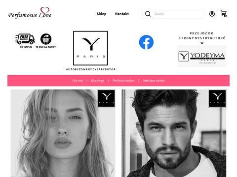 Perfumowelove.com online
