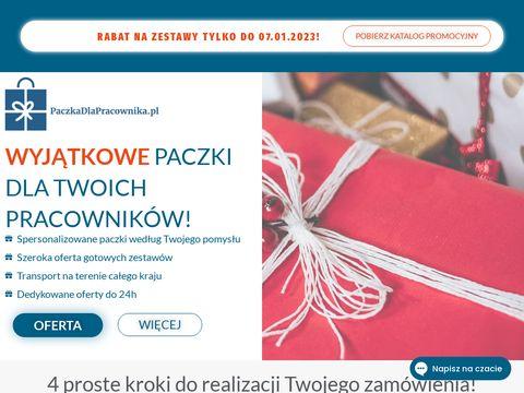 Paczki świąteczne - paczkipracownicze.pl