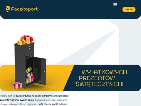 Paczkoport.pl skrzynka na listy i paczki
