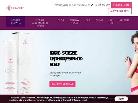 Poznajfrashe.pl serum do biustu
