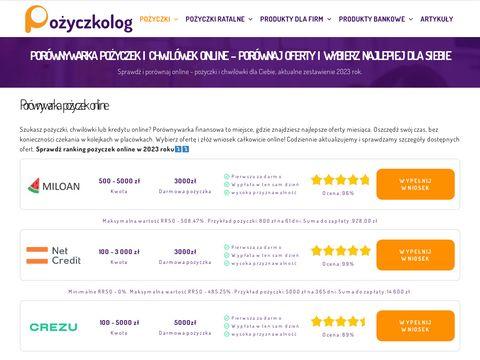 Pozyczkolog.pl