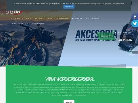 Polskie-rowery.pl akcesoria