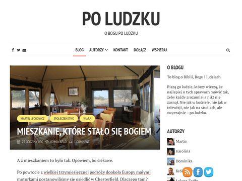 Poludzku.com protestanci