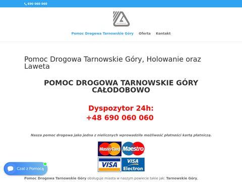 Pomocdrogowatarnowskiegory.pl Profihol