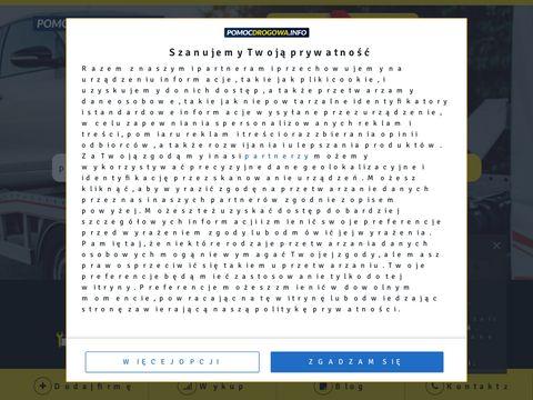 Pomocdrogowa.info autoholowanie
