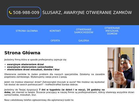 Pogotowie-slusarskie-lodz.pl Best serwis