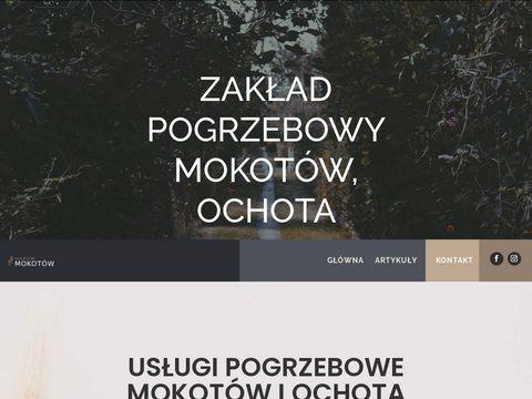 Pogrzebymokotow.pl